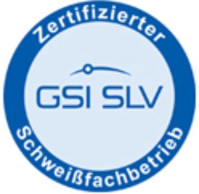 Schweißprüfbescheinigung nach ISO 9606-1