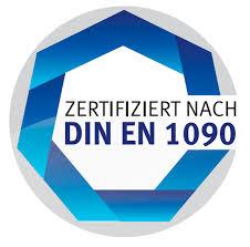Zertifiziert nach DIN EN 1090-2 EXC 2